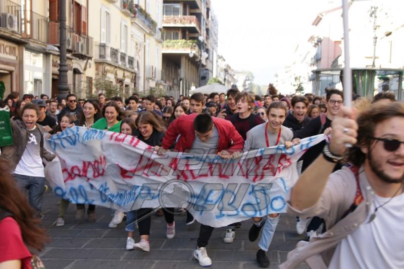Scuola, domani studenti di tutta Italia in piazza