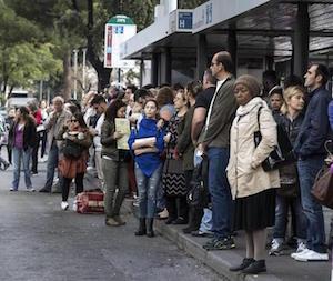 Sciopero dei trasporti in tutta Italia, a Roma è caos