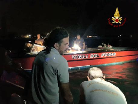 Incidenti, scontro nella laguna di Venezia: due morti