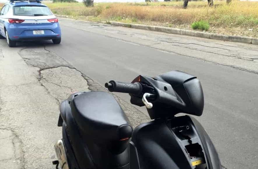 Siracusa, 19enne denunciato per ricettazione di una moto