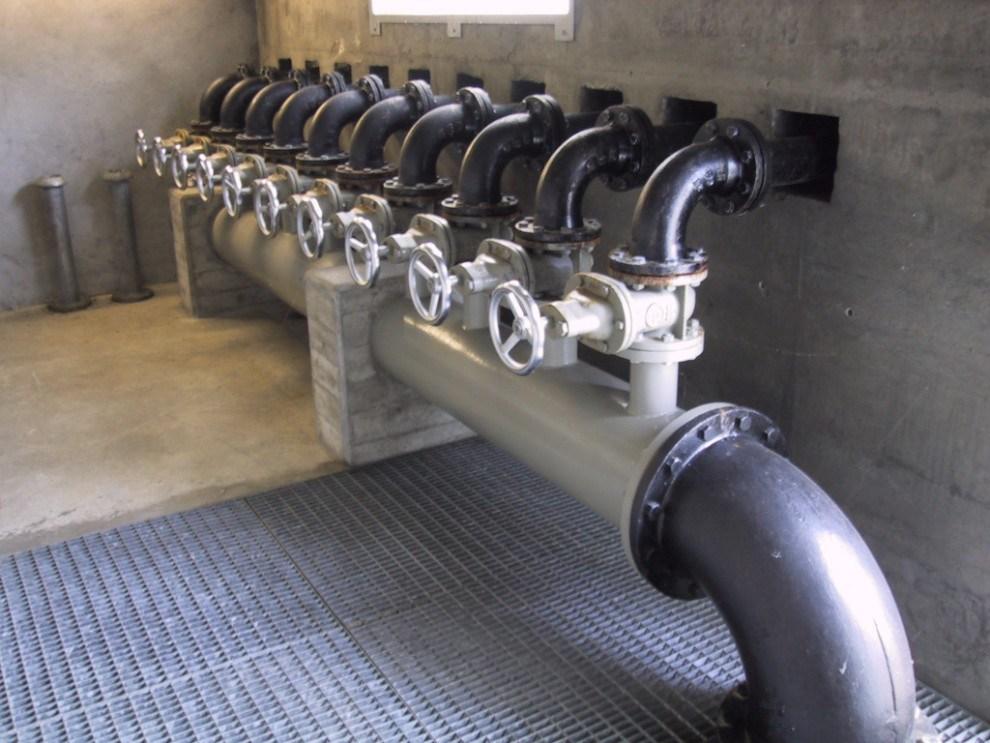 Scoppio all'acquedotto Fanaco, senza acqua i comuni nel Nisseno