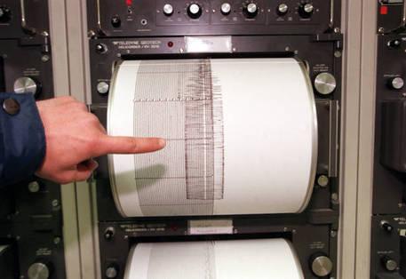 Terremoto, scossa di magnitudo 3.3 nel Cosentino
