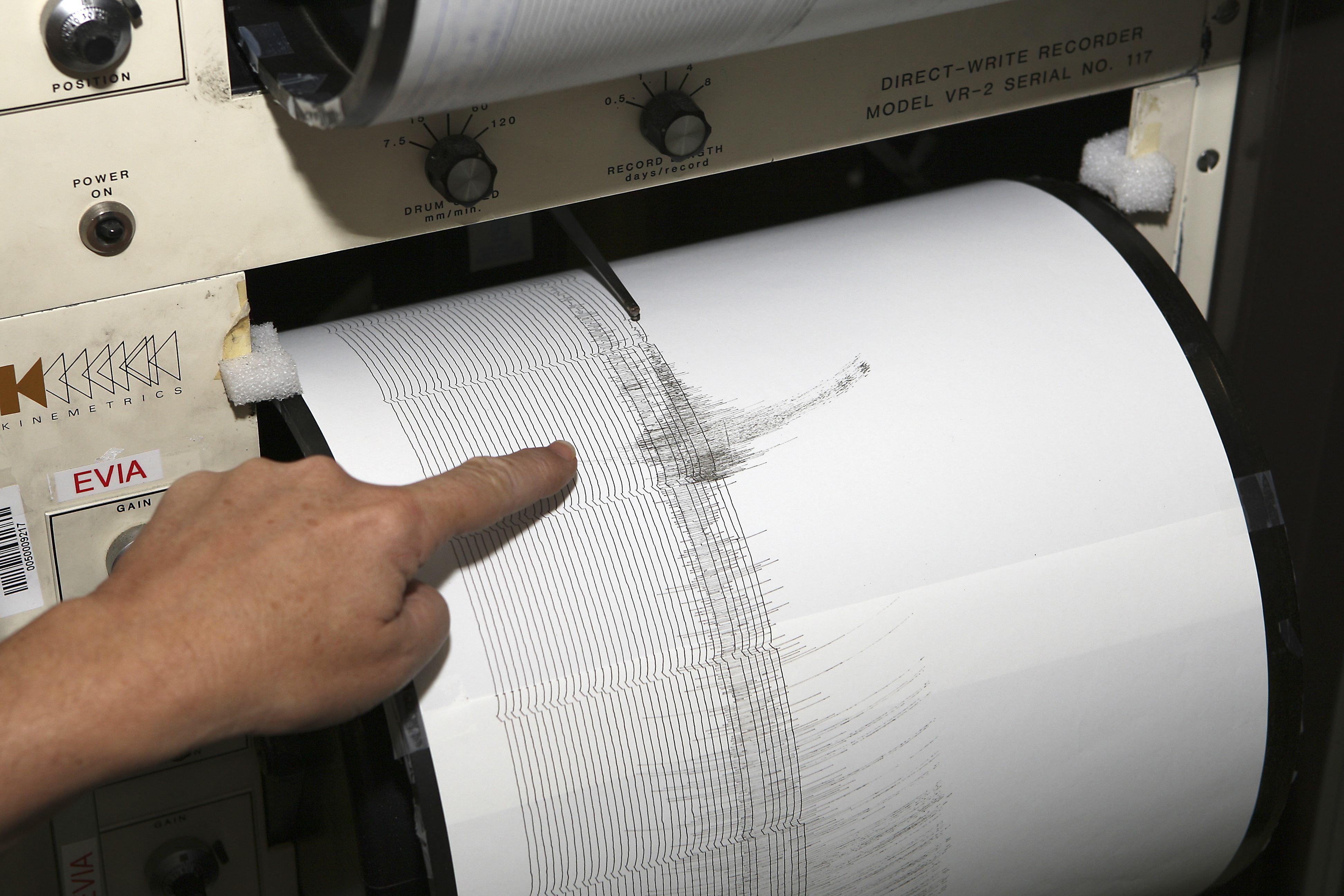 Terremoto: scossa di magnitudo 3.3 alle porte dell'Aquila