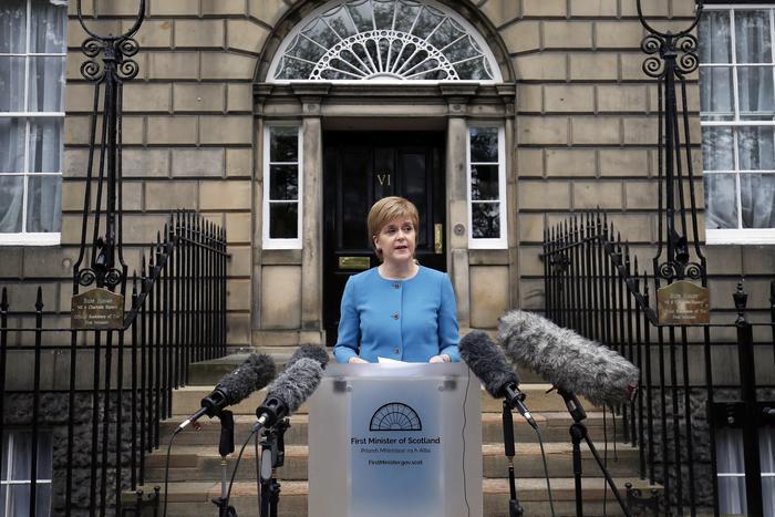 Il 59% degli scozzesi vuole l'indipendenza dal Regno Unito