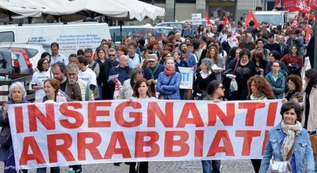 Scuola, domani primo sciopero del 2018 in tutta Italia