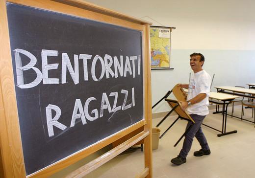 In Sicilia scuole aperte il prossimo 12 settembre