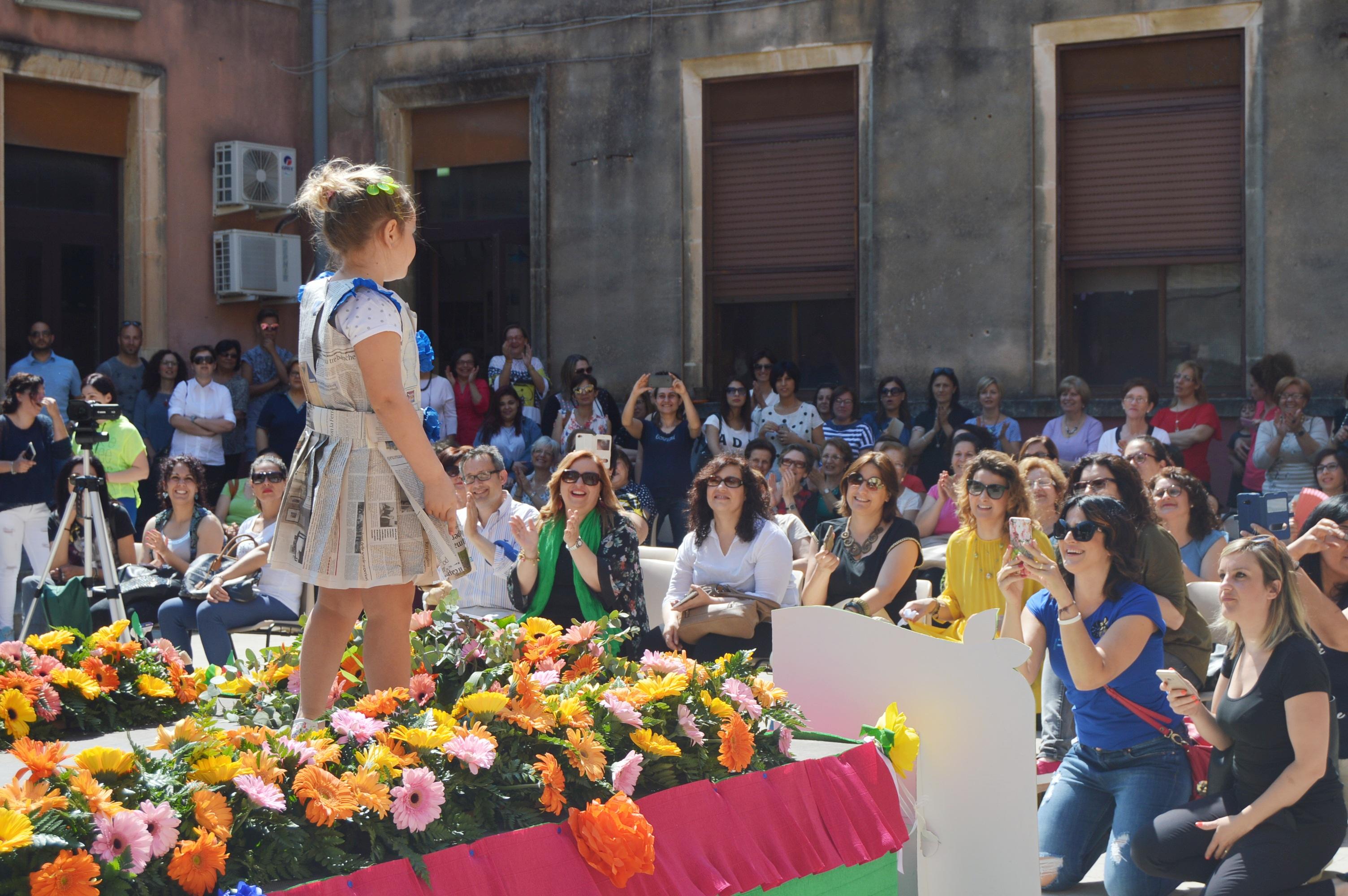 """Scuola eccellente, alla """"De Amicis"""" di Avola,  il premio """"Basile"""""""