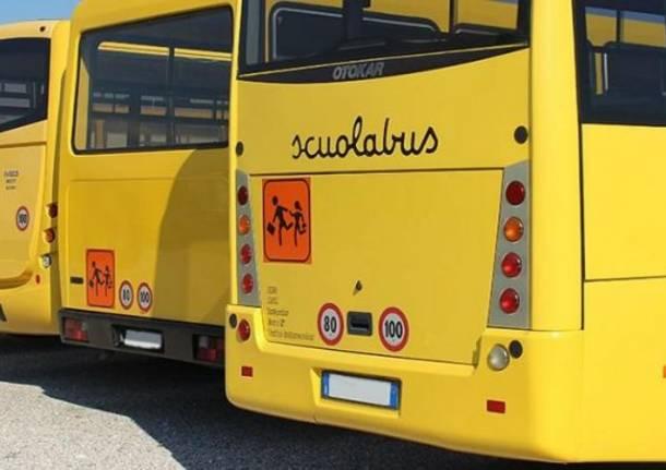 Modica, misure anticovid:  modulo obbligatorio per salire sul bus scolastico