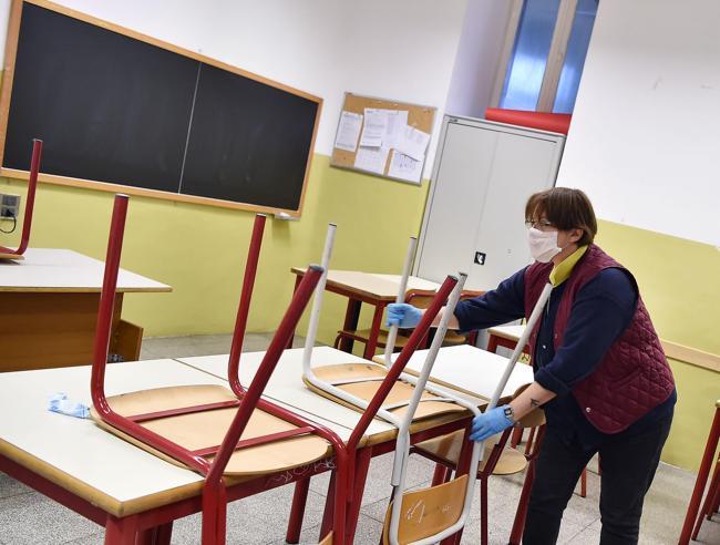 Modica, la scuola al tempo del Covid: il Partito Democratico sollecita il Comune