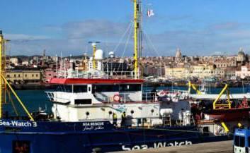 La Sea Watch a Licata, la Procura acquisisce video di una giornalista
