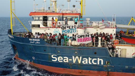 """Migranti, la Procura di Agrigento archivia l'inchiesta  """"Sea Watch 3"""""""