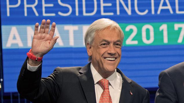 Politiche, ballottaggio in Cile fra Pinera e Guillier