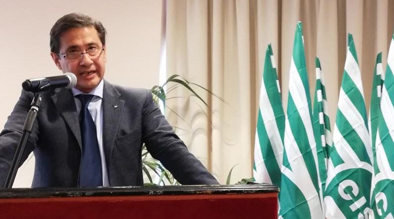 Seby Cappuccio di Siracusa nuovo segretario della Cisl in Sicilia: subito pressing su Musumeci