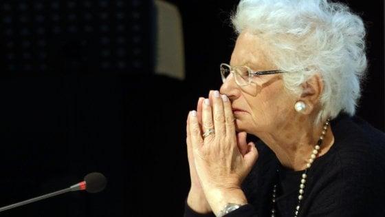Il Consiglio di Geraci Siculo dice no alla cittadinanza onoraria a Liliana Segre