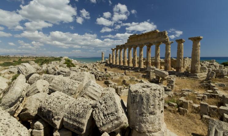 """""""La Regione non paga"""": serrata del Cobas nelle zone archeologiche"""
