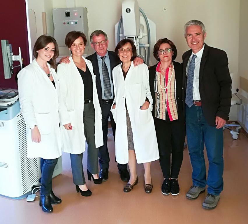 Lentini, riparte il servizio di mammografia e senologia