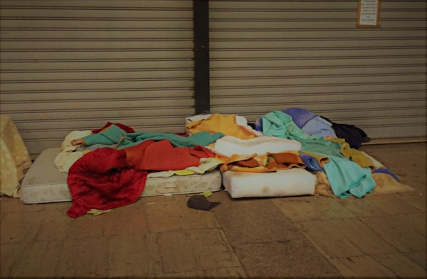 Ondata di gelo, avviato trasferimento dei senza casa a Catania