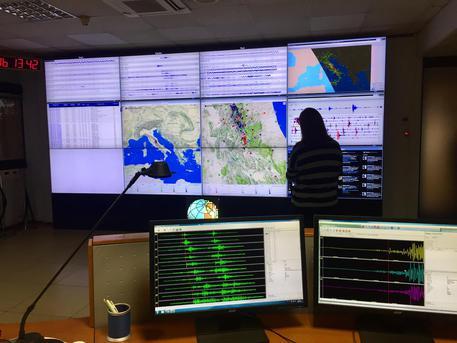Sequenza sismica nel Canale di Sicilia, almeno cinque scosse