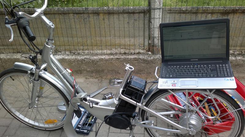Sequestrate 20 bici elettriche modificate e multe salate a Palermo