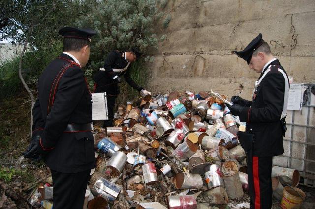 Scoglitti, gestivano i rifiuti illegalmente: 2 denunciati