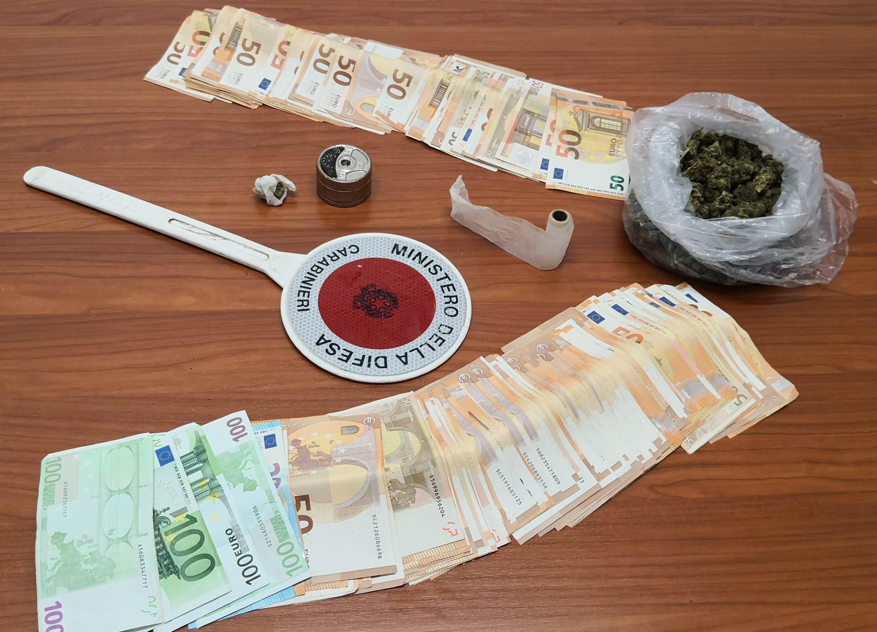 Ragusa, sorvegliato speciale aveva a casa droga e 10.000 euro in contanti: arrestato