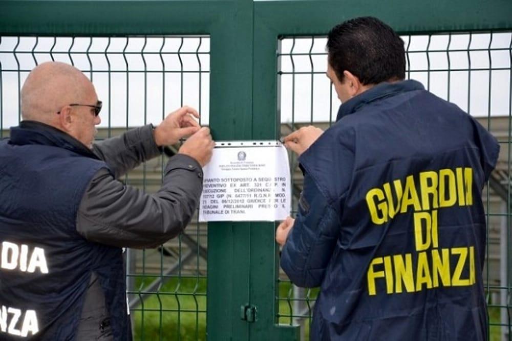 Fatture per operazioni inesistenti: 9 società sequestrate nel Napoletano