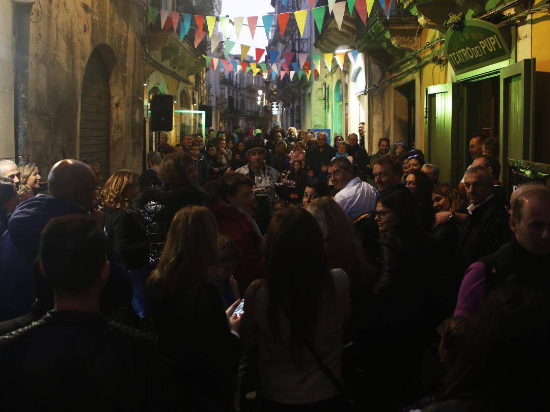 Siracusa in festa per il gran finale del San Martino Puppet Fest