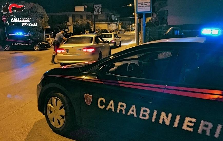 Rapina due supermercati a Lentini, arrestato dai carabinieri