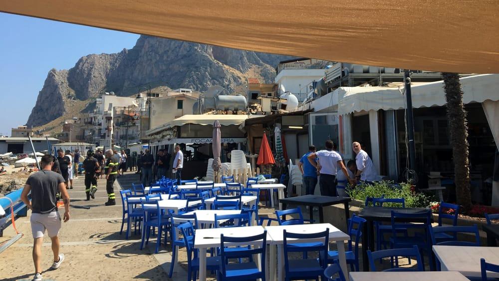 Controlli dei ristoranti a Sferracavallo a Palermo, cinque multati