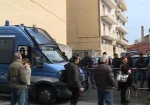 Catania, sgomberato stabile inagibile: evacuati 17 nuclei familiari