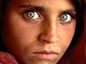 "Arrestata la ""Monnalisa afghana"" fotografata da McCurry"