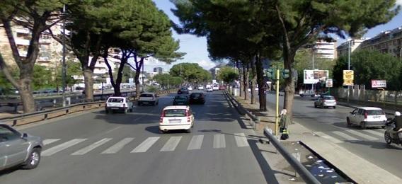 Si rompe un tubo di gas, chiuso viale Regione Siciliana a Palermo