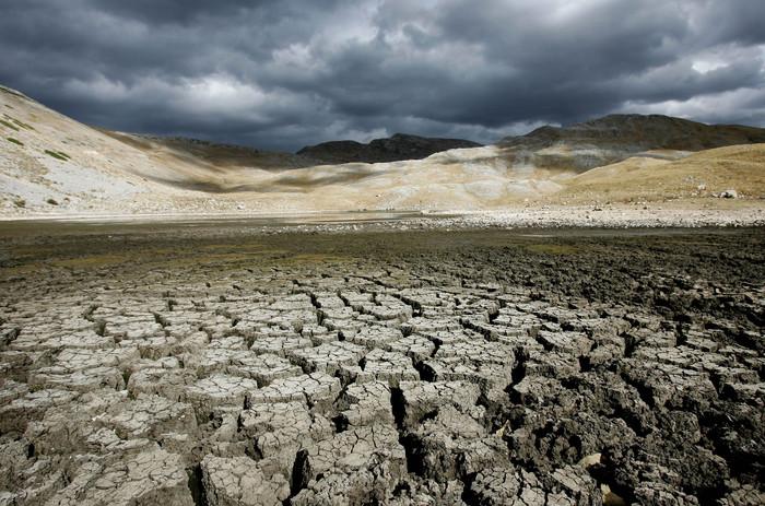 Siccità: a secco due terzi dell'Italia: 10 Regioni verso lo stato di calamità