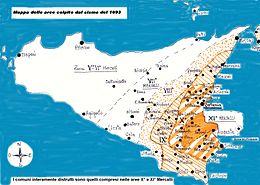Modica ricorda il terremoto del 1693 che sconvolse il Val di Noto