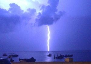 Perturbazione atlantica, temporali in arrivo in Sicilia e Calabria