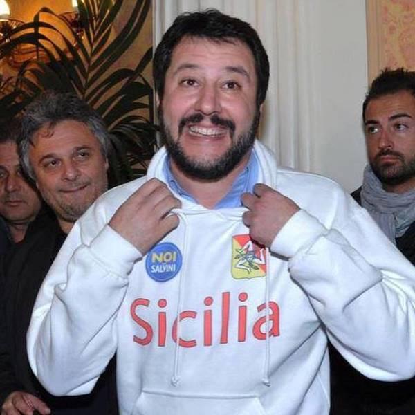 'Salvini' in tour contro Matteo Salvini, tappa anche a Palermo