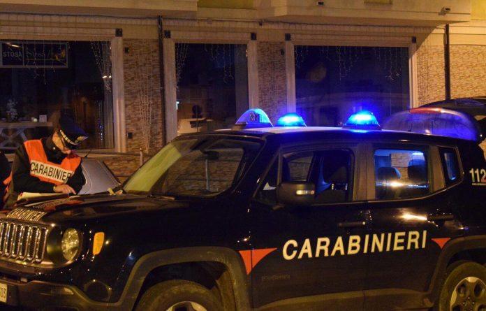 Presunto piromane di 55 anni arrestato a Siderno