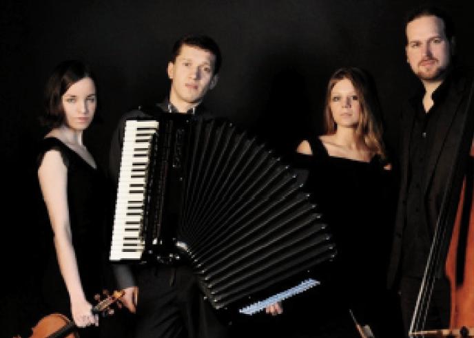 Musica, a PalermoCalssica dal sax al tango in quartet allo Steri