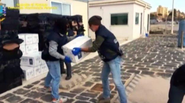 Contrabbando di sigarette, scarcerati in cinque a Marsala