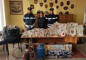 Recuperato dalla Polstrada di Catania un carico di sigarette rubate