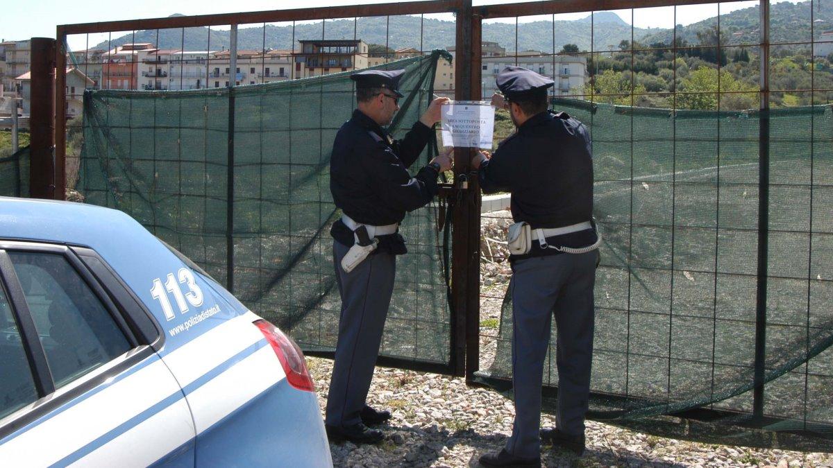 Mafia, affari e cemento: sigilli a beni e aziende nel Palermitano