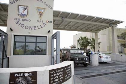 """Domani una giornata di sciopero dei lavoratori della """"Navy Exchange"""" di Sigonella"""