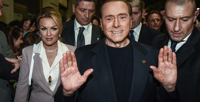 Week end siciliano per Berlusconi: il leader di Fi a Catania e Palermo