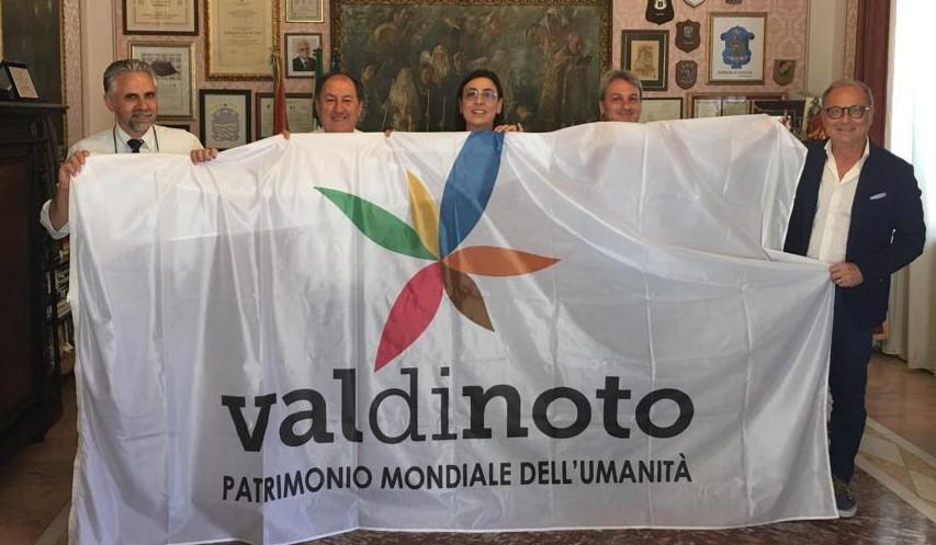 Modica, Patrimonio Unesco: incontro con il sindaco di Noto Corrado Bonfanti