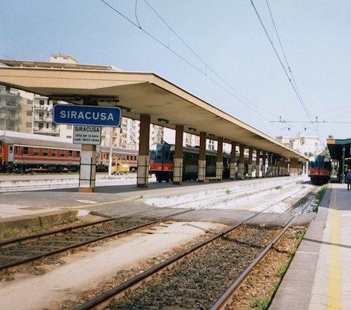 Siracusa, garantire l'occupazione: il 10 aprile è sciopero dei ferrovieri