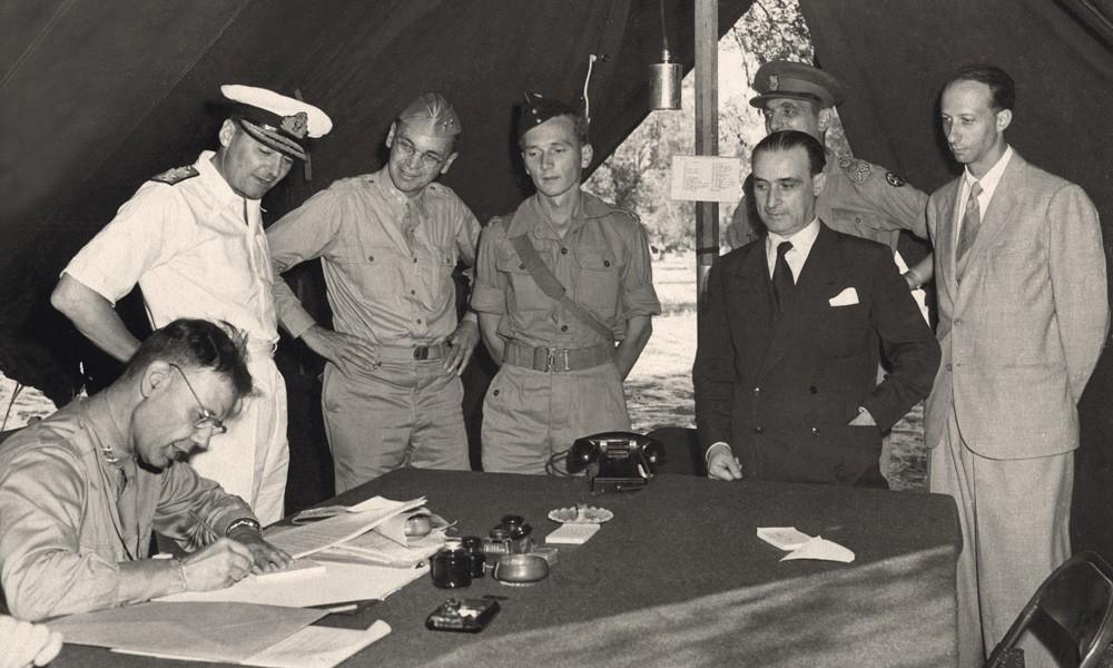 Siracusa, 75 anni fa l'armistizio di Cassibile: venerdì le celebrazioni