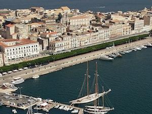 Porto Siracusa, si inaugura la banchina per le navi da crociera