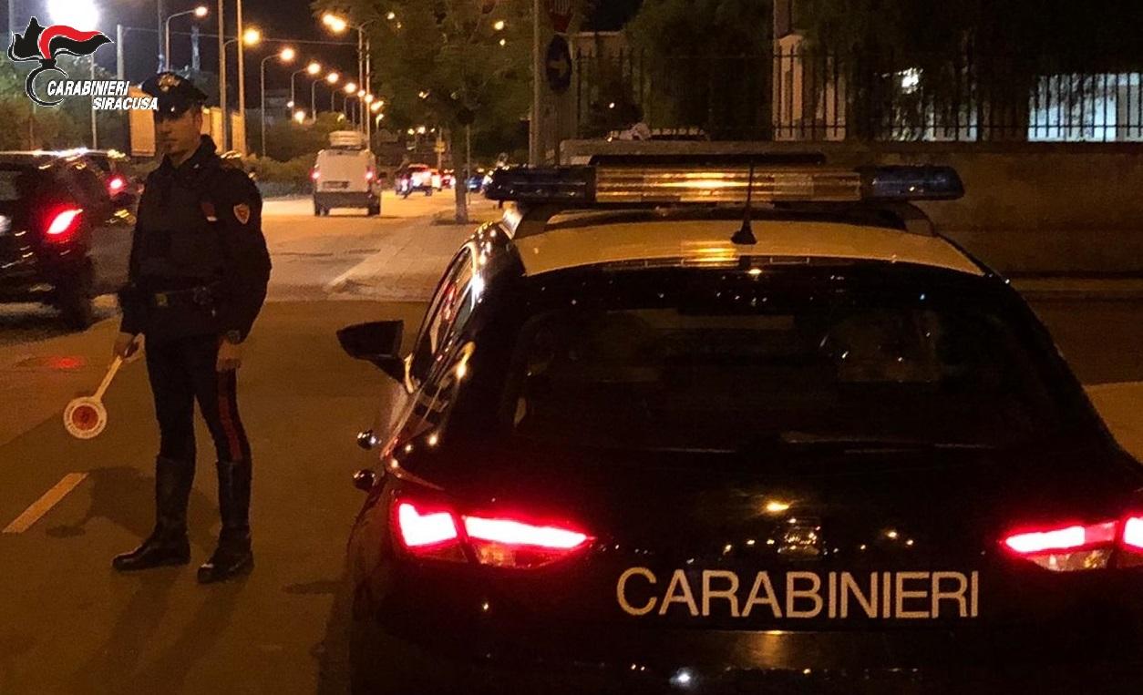 Deve scontare 5 anni di carcere, preso dai carabinieri a Siracusa