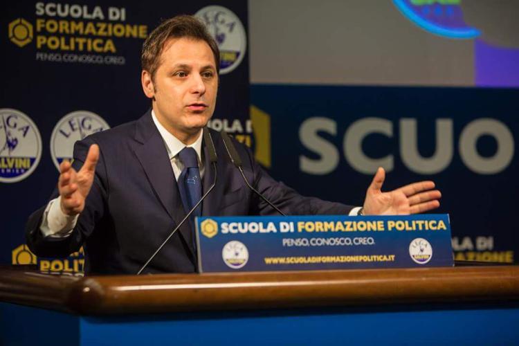 Indagato a Roma per corruzione il Sottosegretario della Lega Armando Siri