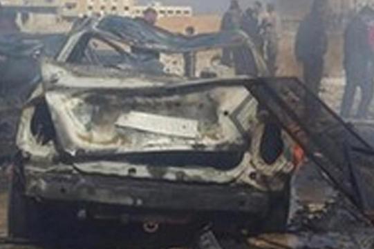Triplice attentato a Damasco, almeno 60 morti